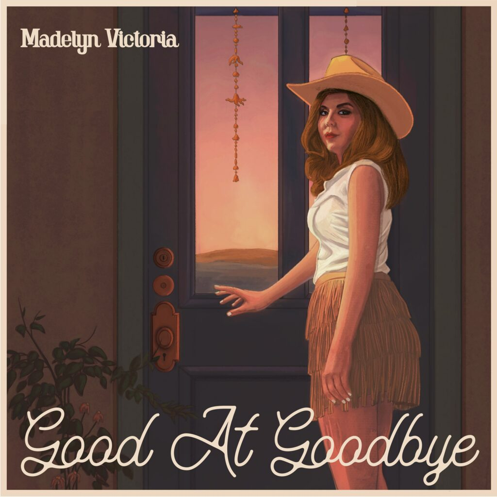 """San Antonio's Madelyn Victoria Releases """"Good At Goodbye"""" Today"""
