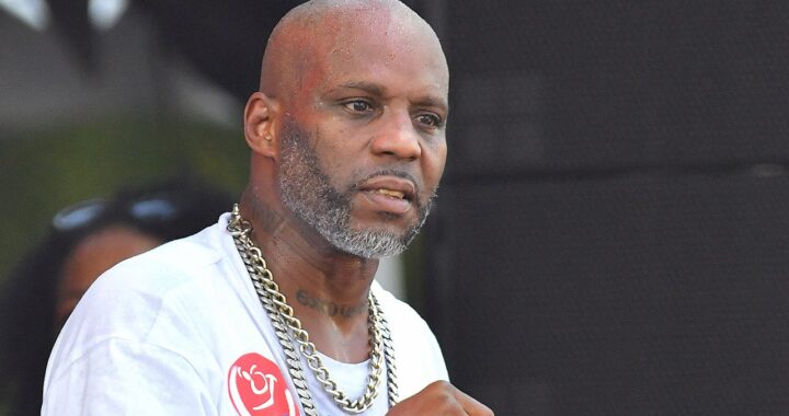 Rapper DMX Hospitalized after Heart Attack and is on Life Support