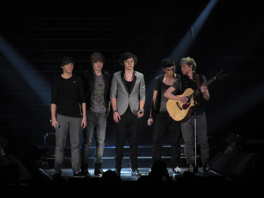 Stars of One Direction - Where Are They Now?