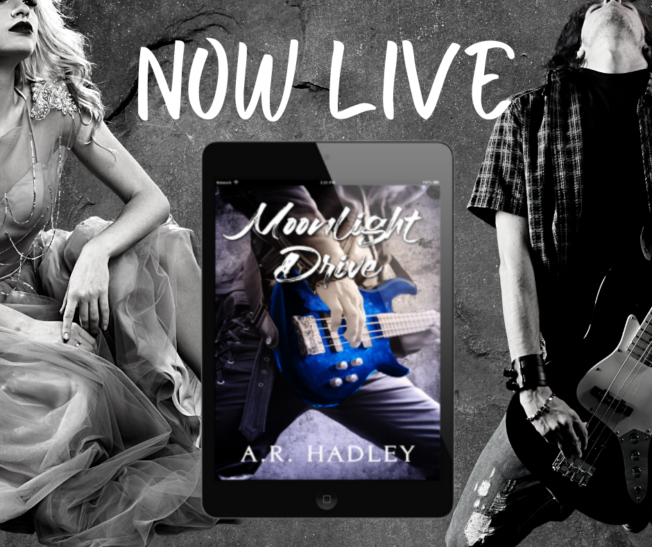 A.R.Hadley - an Interview with the Author of Moonlight Drive